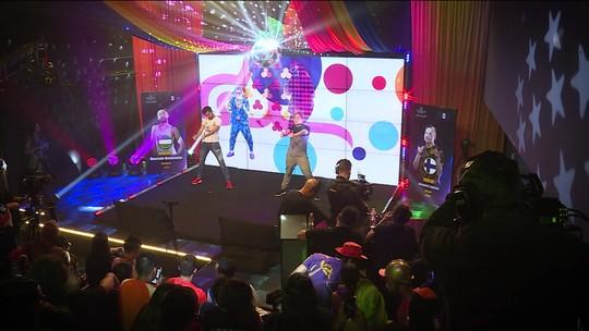 Start: mundial de Just Dance tem torcida, brasileiro destaque e juízes