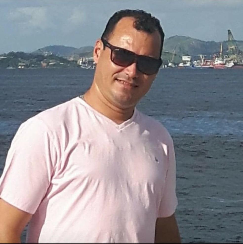Segundo-sargento da Aman é morto a tiros em Resende, RJ (Foto: Redes Sociais)
