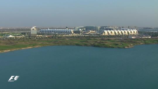 Etapa de Abu Dhabi chega à 10ª edição com domínio de Hamilton e Vettel e calvário da Ferrari