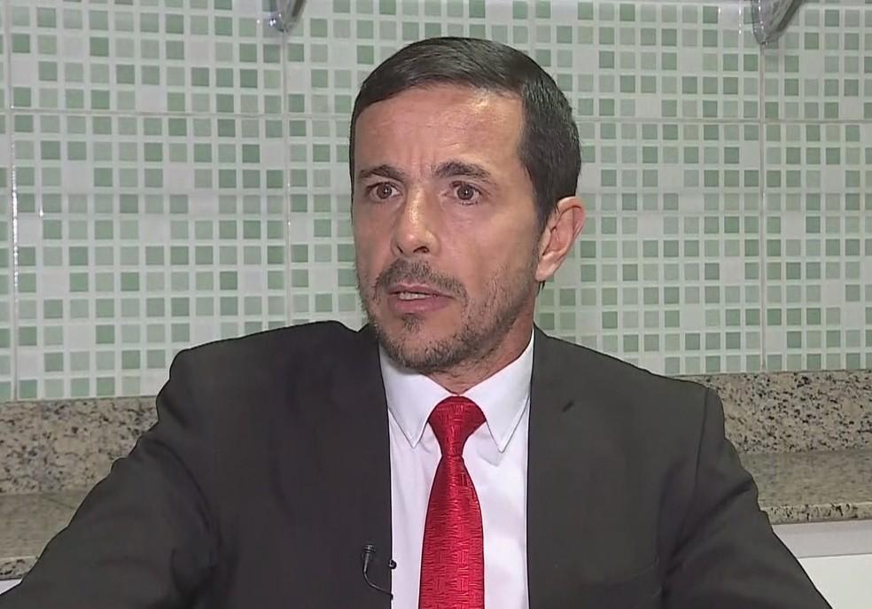 Zanone Manuel Júnior, advogado de Adélio Bispo — Foto: Reprodução/TV Globo