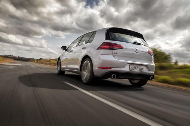 Volkswagen Golf GTI 2018 (Foto: Leo Sposito/Autoesporte)