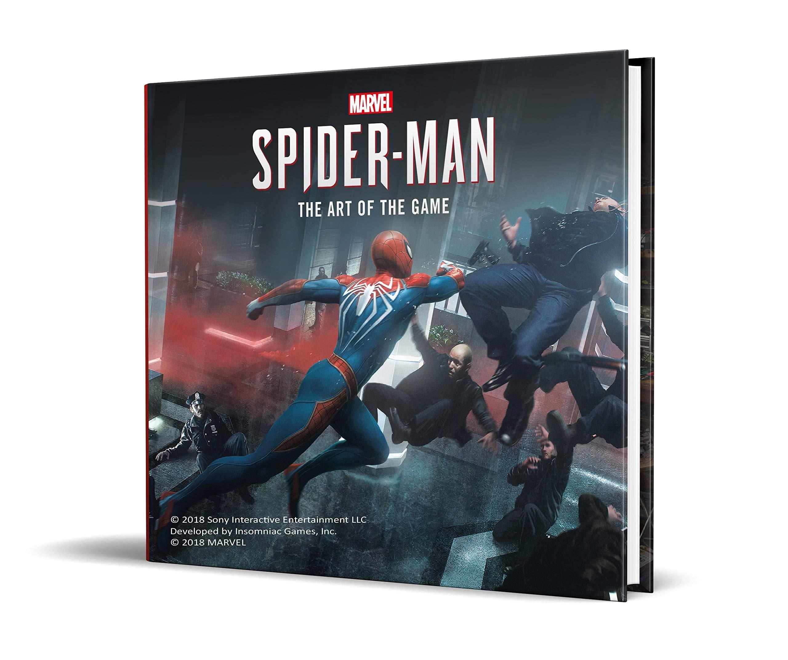 Spider-Man- The Art of the Game  (Foto: Divulgação/Amazon)