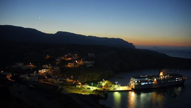 Anticítera, pequena ilha no sul da Grécia (Foto: Reprodução/Wikimedia Commons)