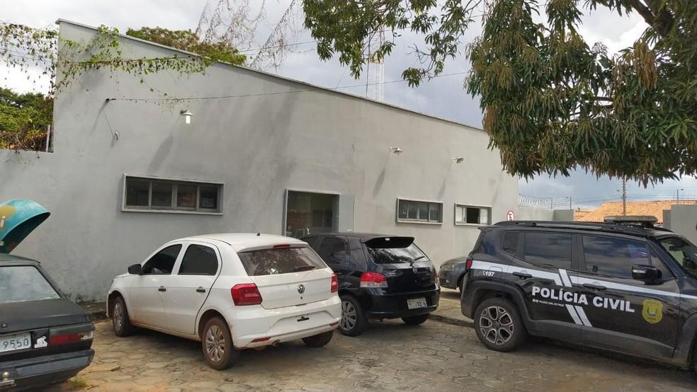 Caso é acompanhado pelo 4º Distrito Policial (4º DP), da Polícia Civil do Piauí, na Zona Sul de Teresina — Foto: Andrê Nascimento/G1