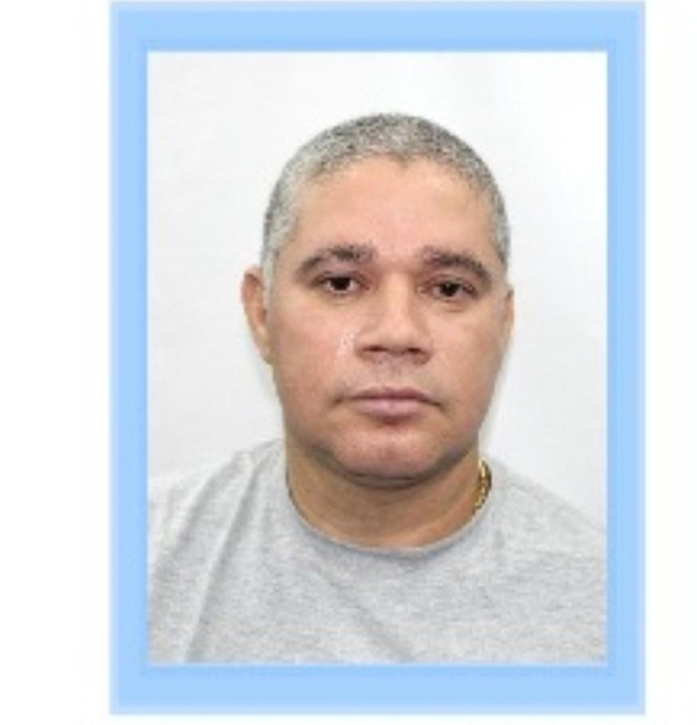 Maxwell Corrêa, o Suel, sargento do Corpo de Bombeiros do RJ e amigo do policial reformado Ronnie Lessa — Foto: Reprodução