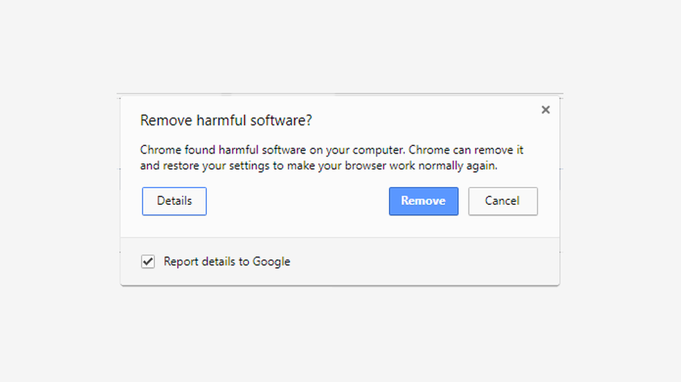 Chrome Cleanup funciona como antivírus embutido no navegador (Foto: Divulgação/Google)