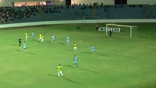 São José e Marília empataram no estádio Martins Pereira