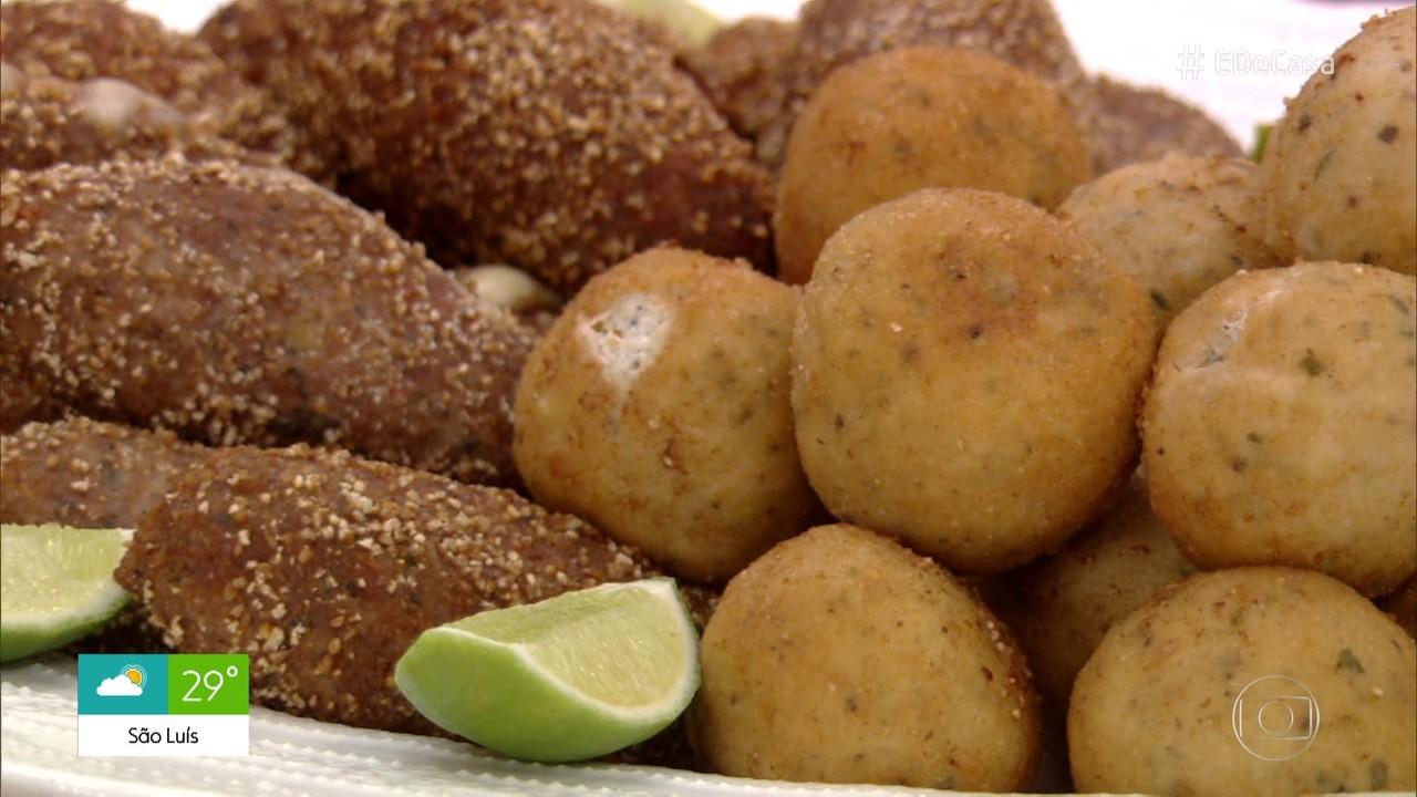 Toque do Ravióli: confira a receita de salgadinhos para festa junina