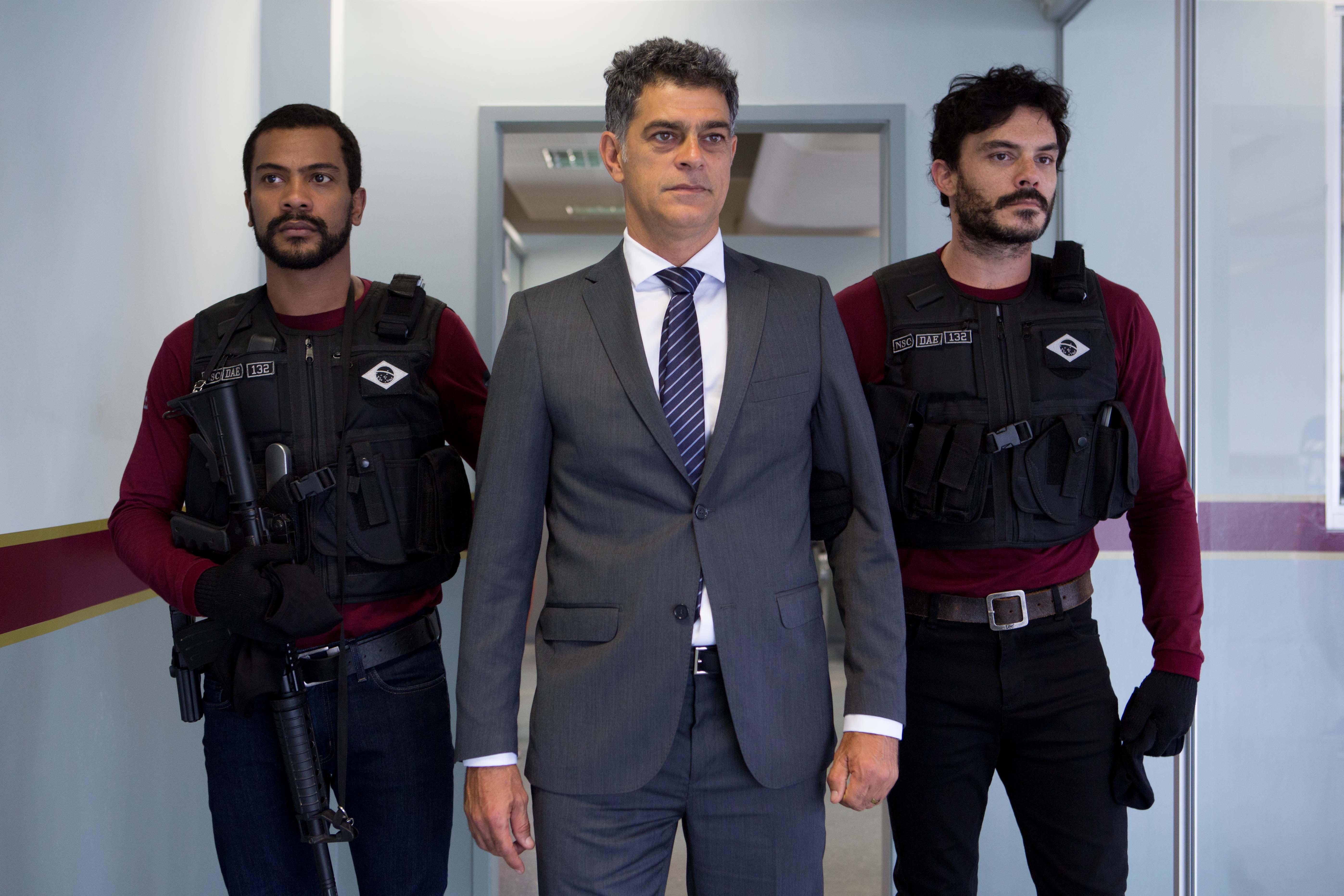 """Eduardo Moscovis interpreta governador corrupto em """"O Doutrinador"""" (Foto: Divulgação)"""