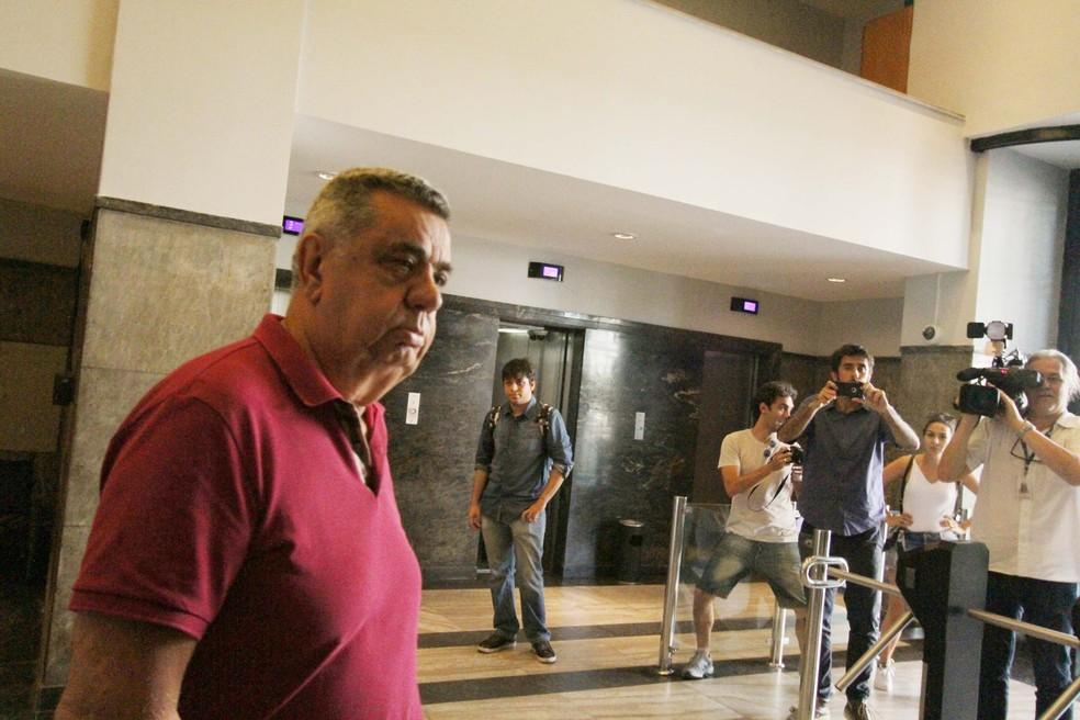 O presidente afastado da Assembleia Legislativa do Rio de Janeiro (Alerj), Jorge Picciani (MDB) (Foto:  JOSE LUCENA/FUTURA PRESS/FUTURA PRESS/ESTADÃO CONTEÚDO)