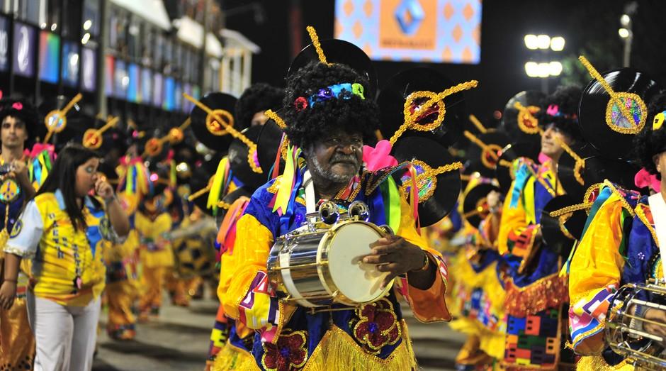 carnaval; bateria; escola de samba (Foto: Fora do Eixo)