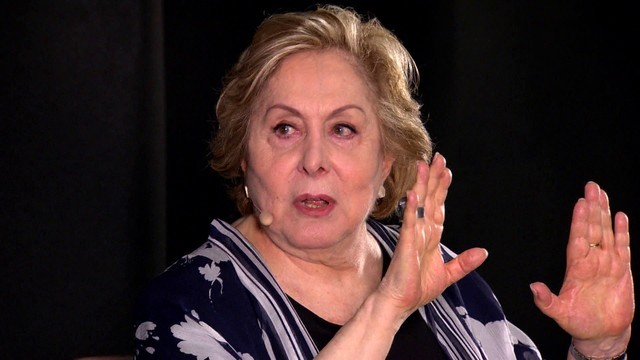 Teste de Aracy Balabanian dá negativo para Covid-19, segundo hospital
