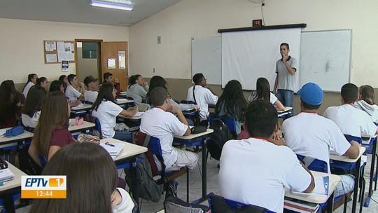 Procura por vaga nas Etecs de São Carlos aumenta 67,5% neste ano