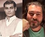 Thiago Lacerda foi Aramel, o terceiro elemento do trio formado por Malthus e Roberto. O último papel do ator na TV foi em 'Orgulho e paixão', de 2018 | Reprodução
