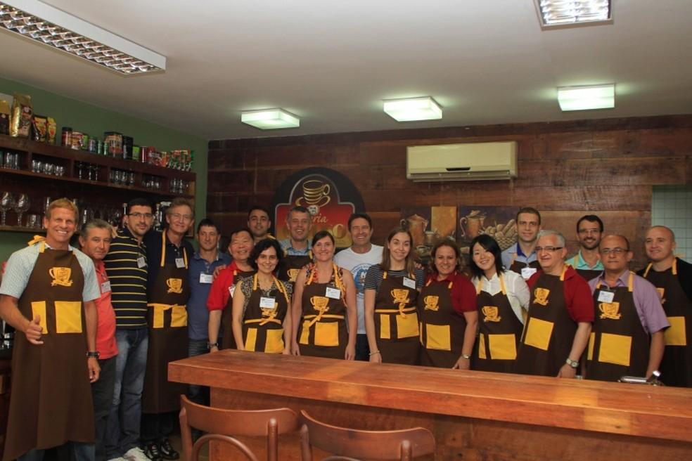 Jurados do 13º Prêmio Realcafé/UCC de Qualidade (Foto: Divulgação/Realcafé)