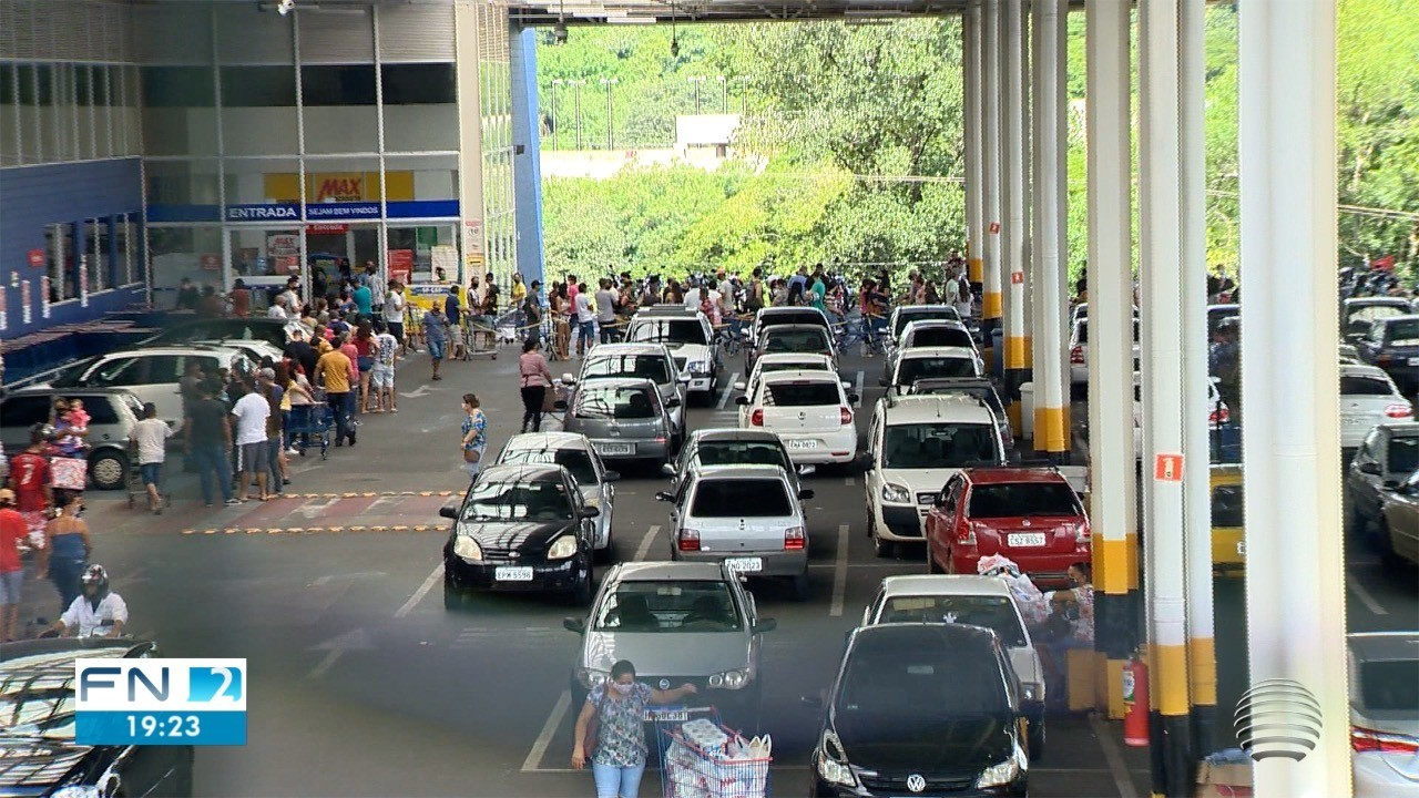 Parte da população critica fechamento de mercados aos domingos em Presidente Prudente