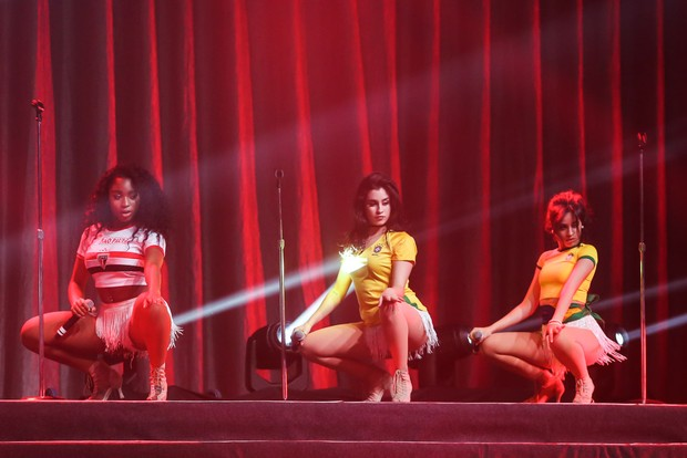 Fifth Harmony (Foto: Manuela Scarpa/Brazil News)