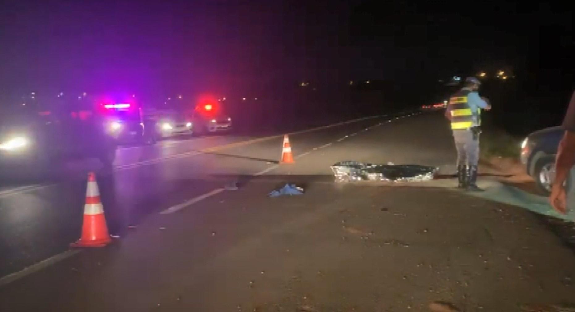 Homem de 38 anos morre atropelado em rodovia que liga Holambra a Jaguariúna