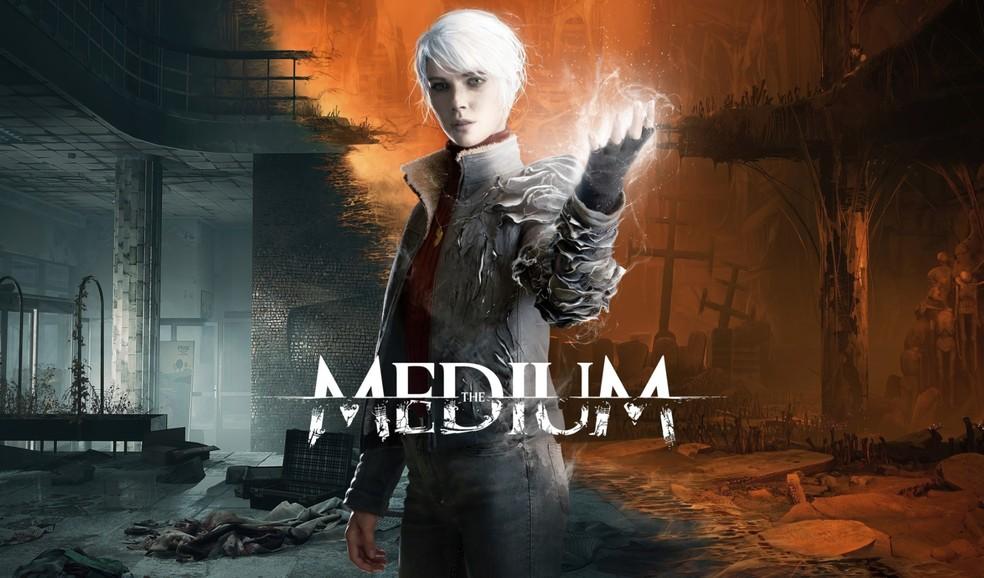 The Medium traz conceito de realidade dupla em jogo de terror inédito para Xbox e PC — Foto: Divulgação/Bloober Team