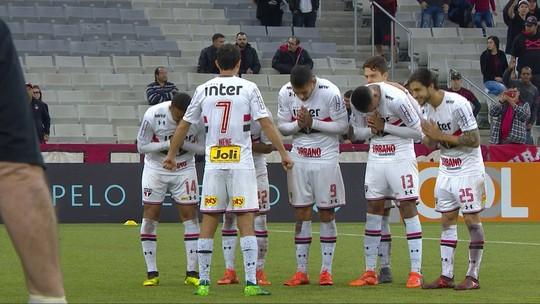 Improvisações, falhas e oito jogos sem gol: um balanço da defesa do Atlético-PR