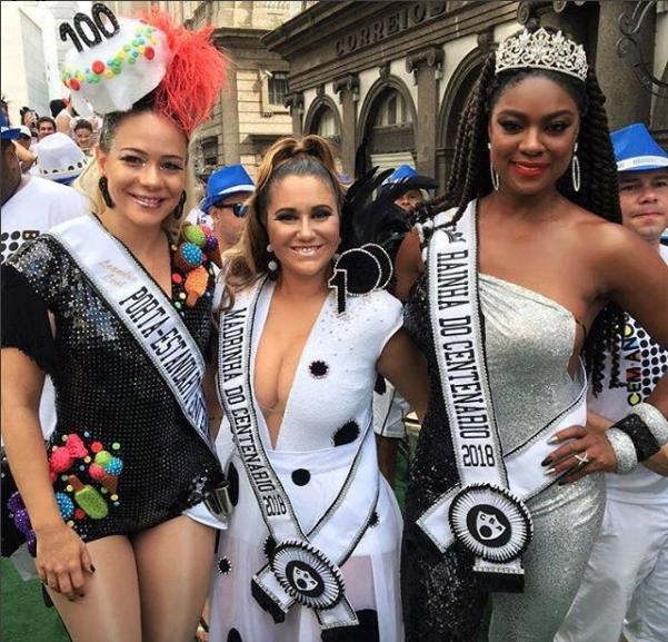 Leandra Leal, Maria Rita e Cris Vianna (Foto: Reprodução)
