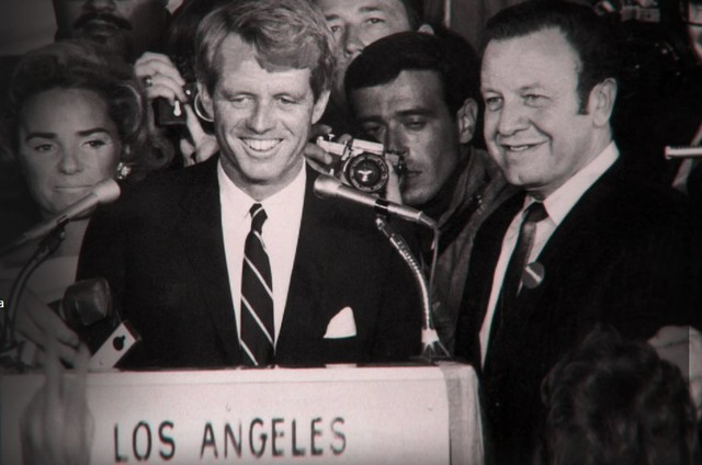 Cena de 'Bobby Kennedy for president', da Netflix (Foto: Netflix)