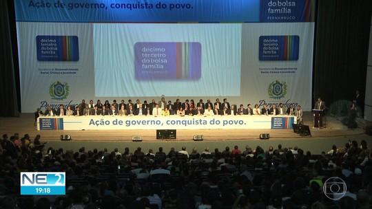 Governo detalha pagamento de 13º salário para beneficiários do Bolsa Família