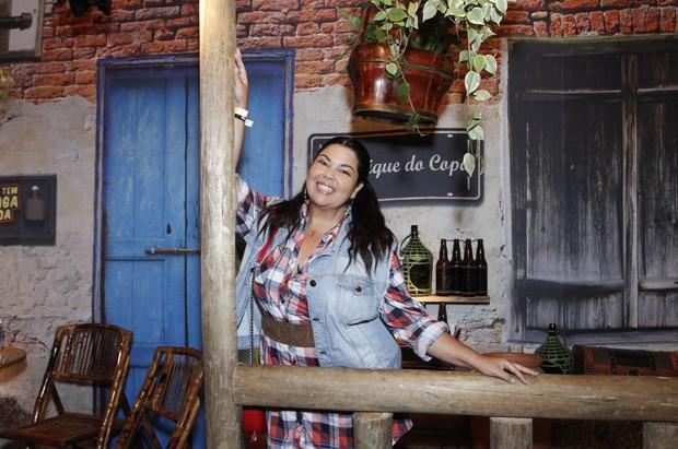 Fabiana Karla (Foto: Thyago Andrade/Brazil News)