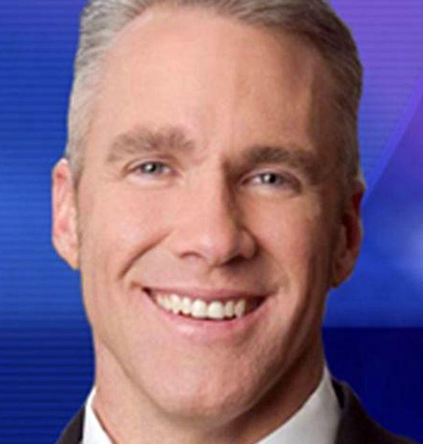 Jim nos tempos em que era apresentador de telejornal