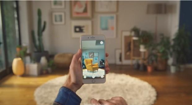 Aplicativo de Realidade Virtual e Aumentada da IEKA (Foto: Divulgação)