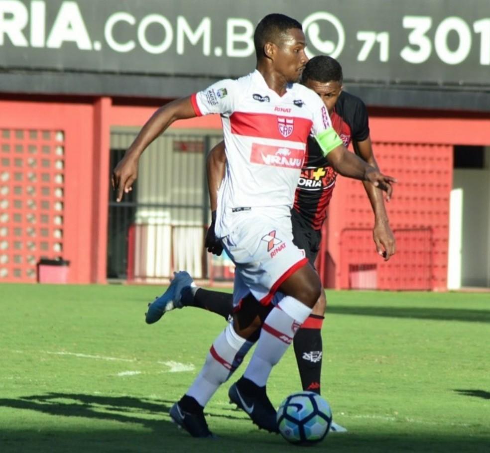 CRB ficou em terceiro no Grupo C da Copa do Nordeste Sub-20 — Foto: Johny Pinho/Divulgação