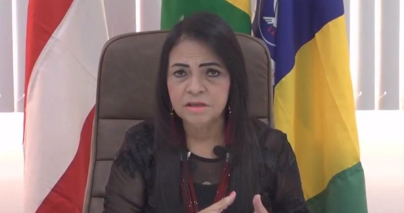 Prefeita de Lauro de Freitas testa positivo para Covid-19: 'sintoma algum'