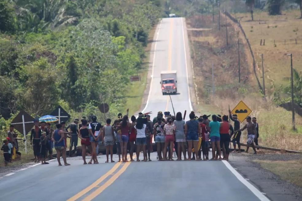 MPF exige medidas de redução de impactos causados a indígenas pela construção de rodovias no Pará