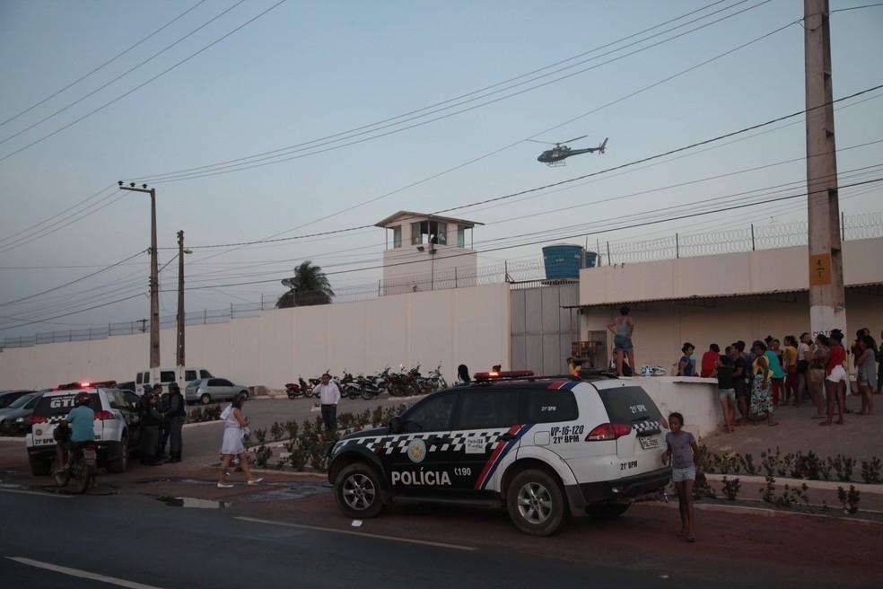 Caso de Canibalismo na Penitenciária de Pedrinhas ocorreu em dezembro de 2013 (Foto: Flora Dolores/O Estado)
