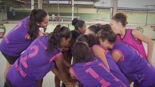 Campeões da Copa TV Tribuna de Handebol são recebidos com festa nas escolas