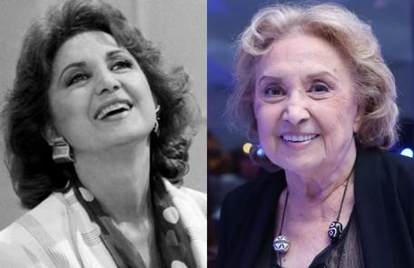 Eva Wilma deu vida à ingênua e romântica Penélope, mãe de Beto (Marcos Frota). Sua personagem mais recente foi a Petra de 'O tempo não para' Geraldo Modesto/TV Globo e Isabella Pinheiro/Gshow