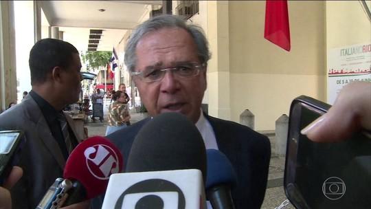 Paulo Guedes critica parecer de relator da Reforma da Previdência