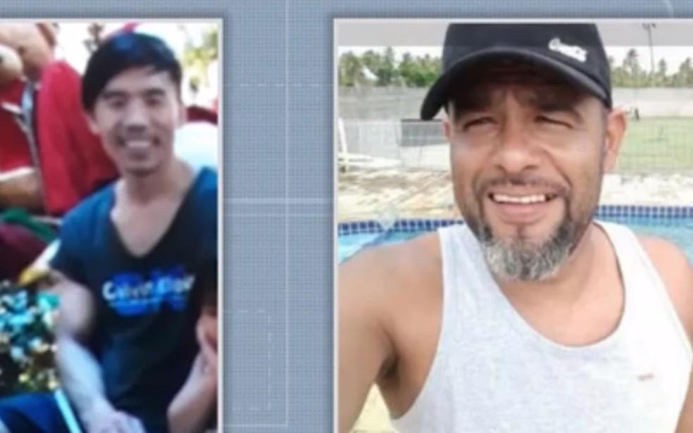 Polícia investiga se é de um dos tripulantes de um barco pesqueiro que está desaparecido desde o dia 9 de março.  — Foto: Reprodução / TV Bahia