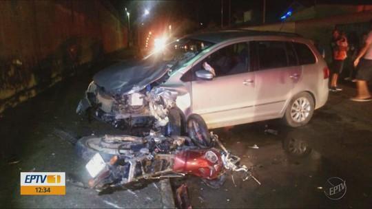 Adolescente de 15 anos morre após capotar carro na LMG-856, em Delfinópolis, MG