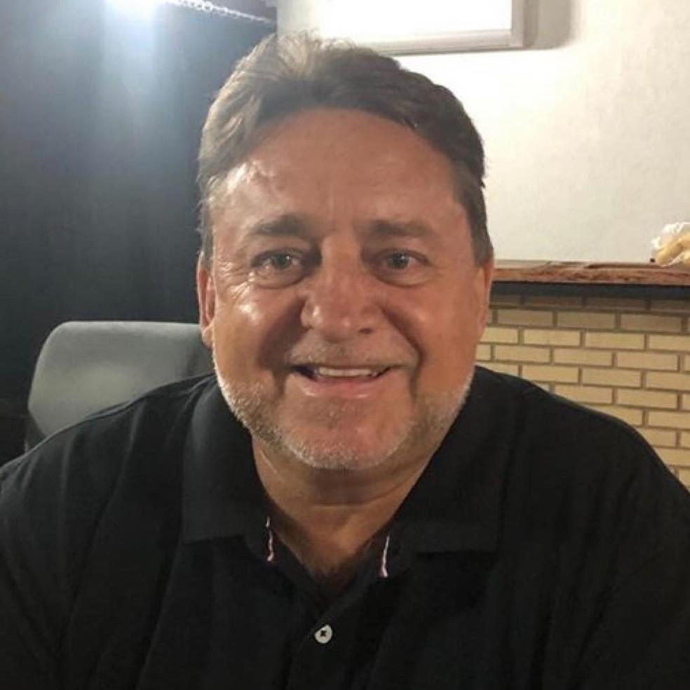 Flávio Vargas (PSB), candidato a prefeito de Várzea Grande — Foto: Facebook/Reprodução