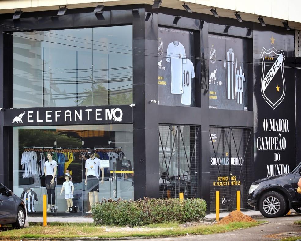 ABC inaugura loja da marca própria e inicia venda de novos uniformes   abc    ge