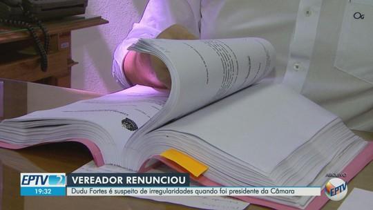 Alvo de processo de cassação, vereador renuncia ao cargo em São Joaquim da Barra, SP