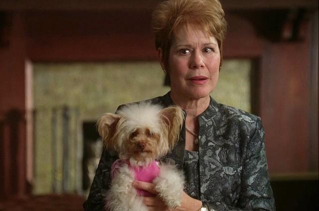 Christine Estabrook como Marcy em 'AHS: Murder house' (Foto: Reprodução)