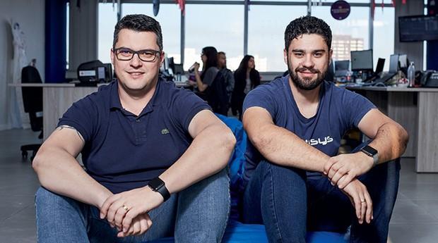 VHSYS, empresa curitibana de sistemas de gestão comandada pelos primos Reginaldo e Luan Stocco (Foto: Rafael Dabul)