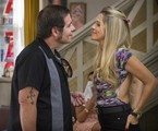 Leandro Hassun e Ingrid Guimarães | Caiuá Franco/ TV Globo