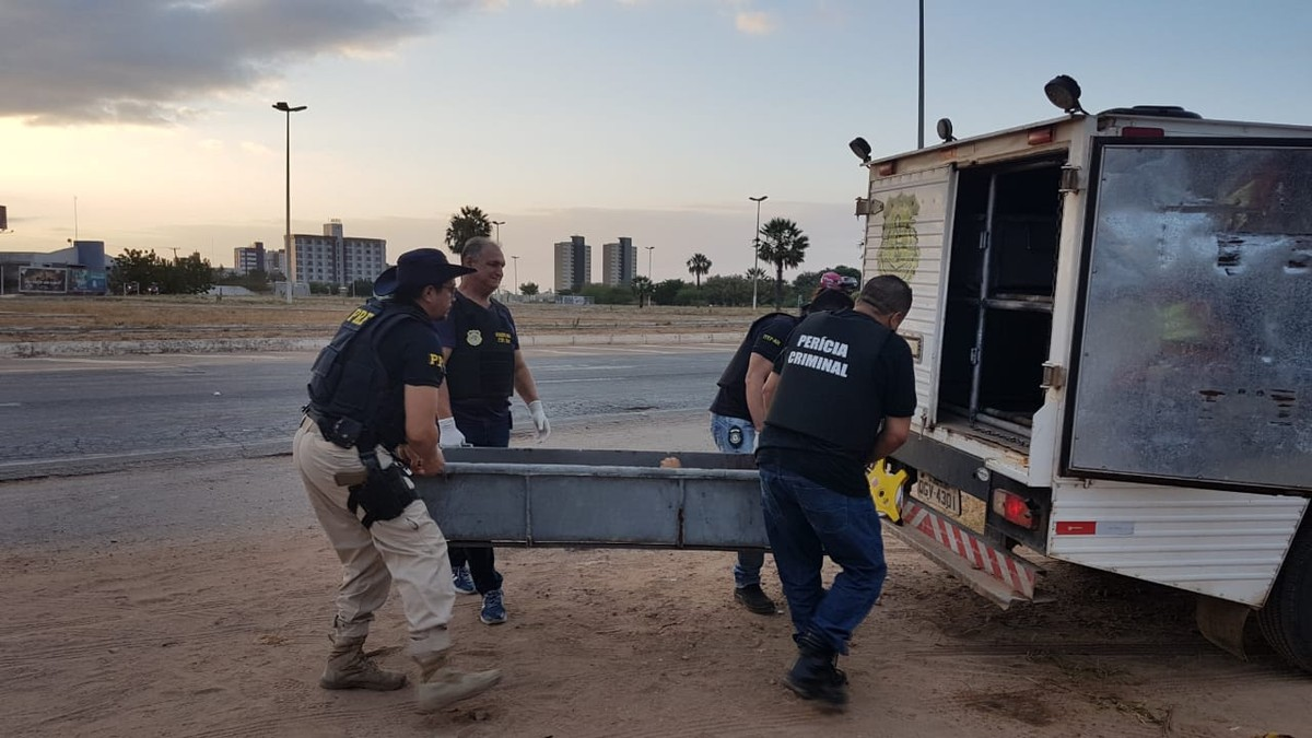Motorista mata pedestre atropelado e foge em Mossoró - G1