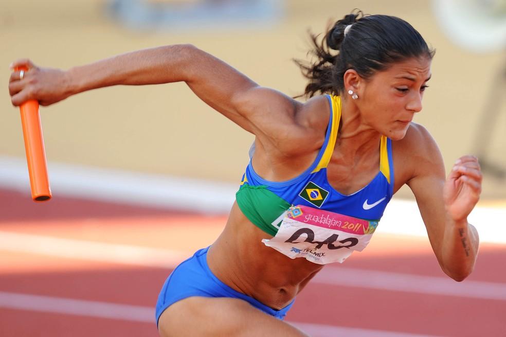 Ana Cláudia Lemos está de volta à seleção brasileira — Foto: Wanger Carmo/CBAt