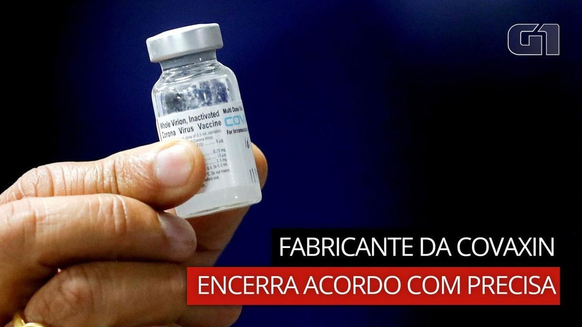 Anvisa suspende estudos clínicos da vacina Covaxin no Brasil