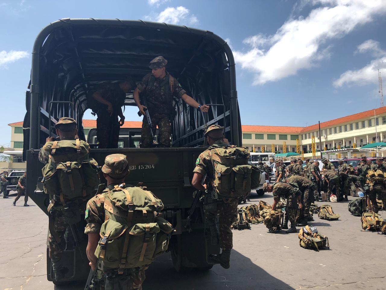 TSE permite forças federais em 98 cidades do Maranhão nas eleições