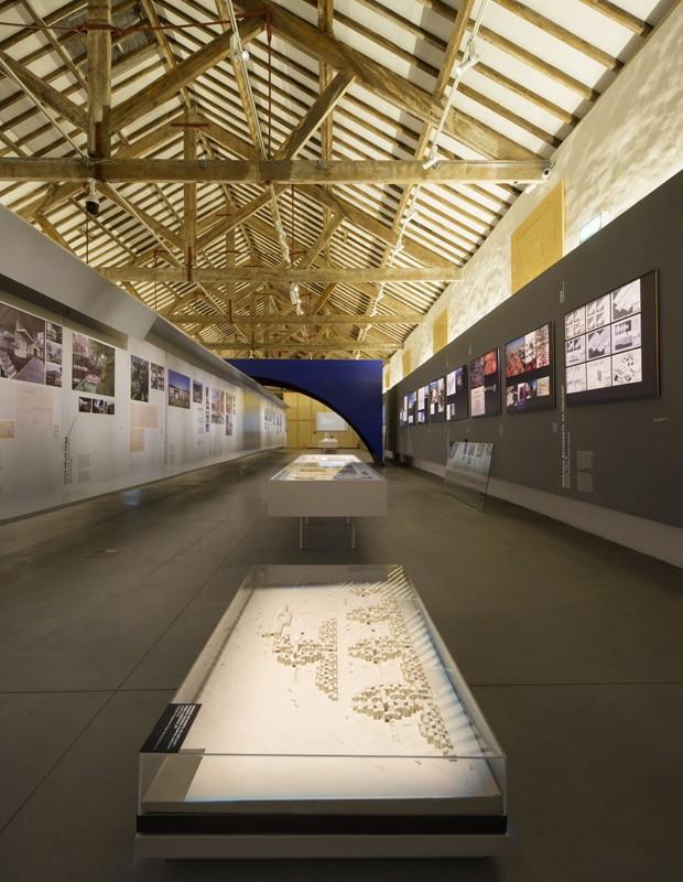 Exposições sobre a arquitetura brasileira são inauguradas em Portugal  (Foto: Divulgação/ Leonardo Finotti)